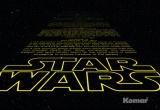 Фотообои Komar Star Wars 8-487 STAR WARS Intro