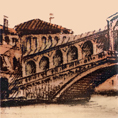 Атем PARMA CITY BRIDGE 1 Декор 10х10