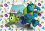 Фотообои Komar Disney 8-471 Monsters University Wallbreaker